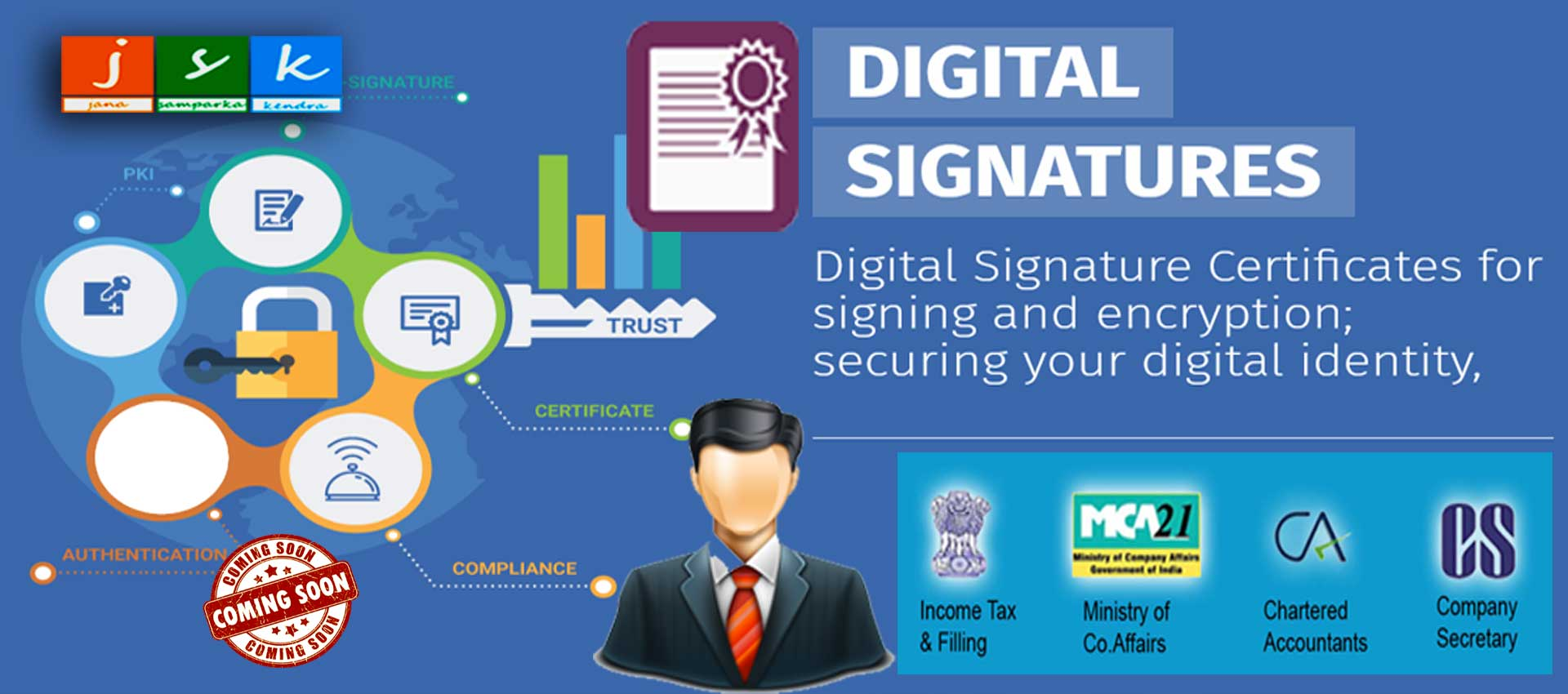 JSK DIGITAL SIGNATURE